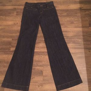 Tory Burch Flare Jeans